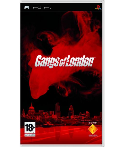 Gangs of London [Essentials, рус. док.] (PSP)